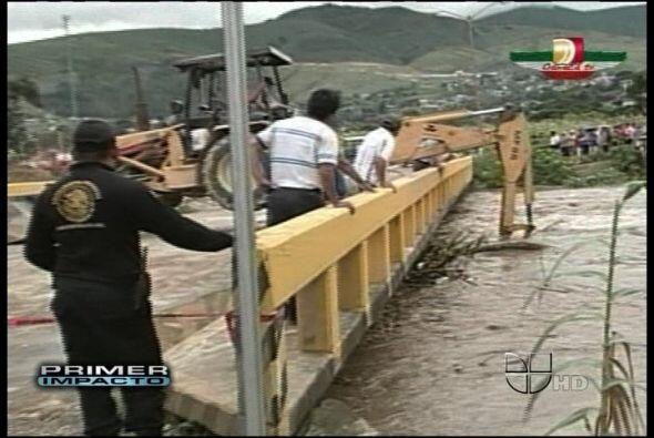 En Chiapas aumentó  a nueve el número de muertos, mientras que tres pers...
