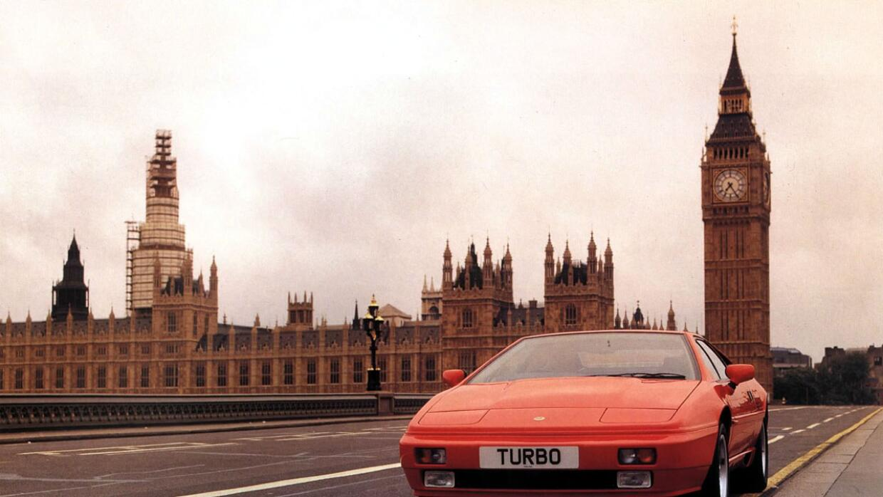 Lotus Espirit Turbo