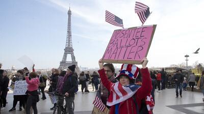 En fotos: Activistas de todo el planeta se unen a la #MarchForOurLives