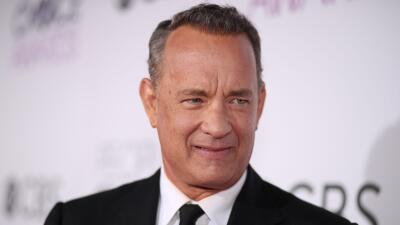 Tom Hanks en los People Choice Awards 2017