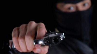 pistola robos