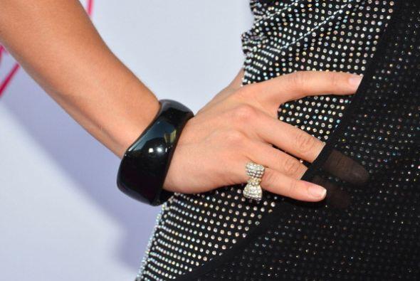 Por último, pero no menos sobresalientes, tenemos a los anillos para el...
