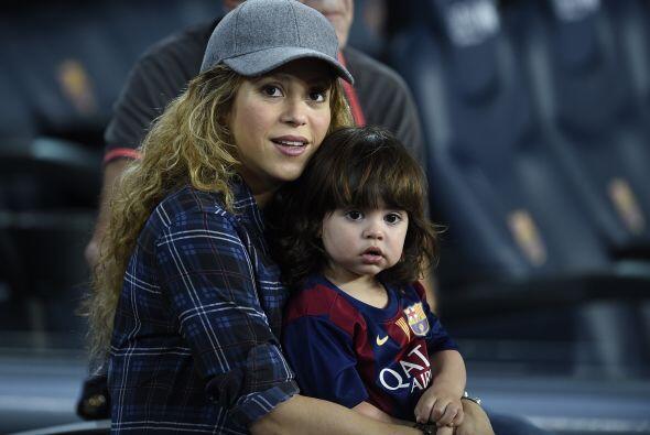 Shakira y Milan tendrán que viajar a Madrid si quieren ver ese mo...
