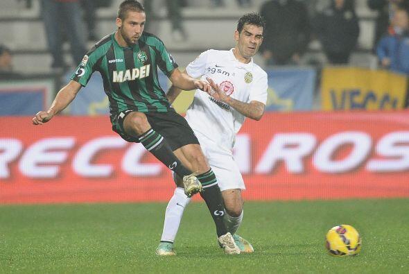 Márquez con el Hellas Verona y Herrera con el Porto, registran 14 duelos...