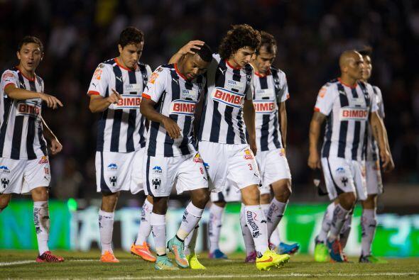 Por su parte los Rayados de Monterrey que es sexto con 24 puntos, necesi...