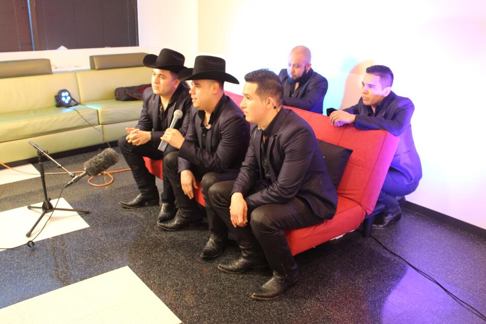 Nuevos talentos y agrupaciones se presentaron en el Uforia Music Showcase.
