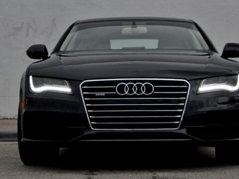 El A7 un diseño que combina el lujo de un sedan, el caráct...