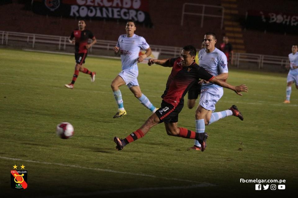 Omar Tejeda: el ex Lobos BUAP marcó el único gol del élgar en la caída p...