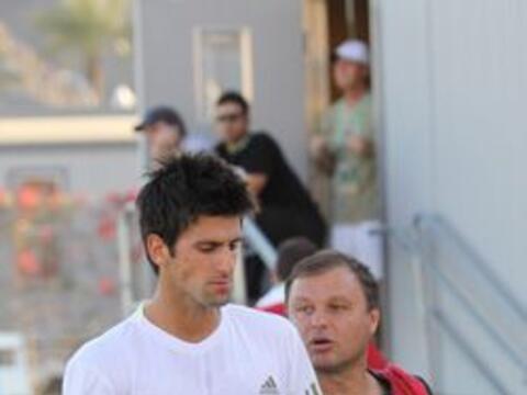 El serbio Novak Djokovic no sólo es el campeón defensor de...