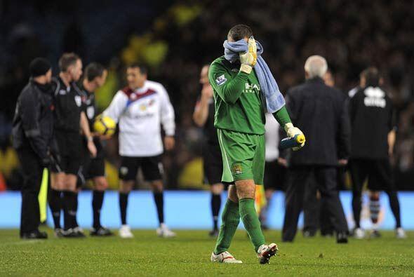 El Burnley logró empatar 3-3 como visitante en una de las sorpresas de l...