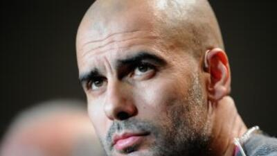 El 2 de mayo próximo el laureado entrenador español, Pep Guardiloa, esta...