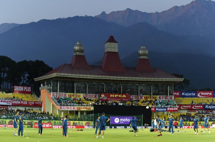 HPCA Stadium, Dharamsala, India (Cricket)