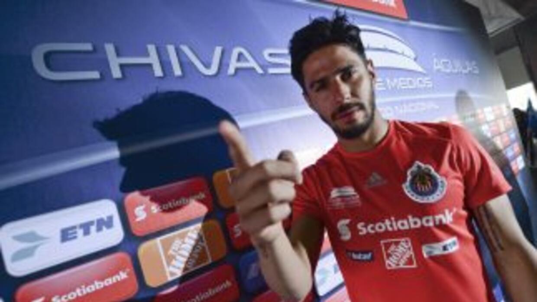 El atacante de Chivas comentó que esta ha sido la parte más compleja de...
