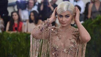 Kylie Jenner, la menor de las hijas de Kris Jenner, se ha mantenido alej...