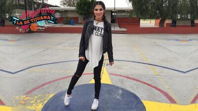 #AleLaDeTijuana habla de sus galanes en la secundaria