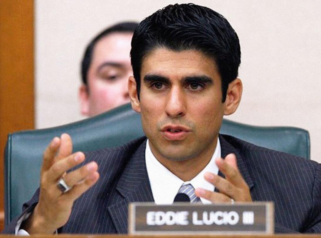 Eddie Lucio