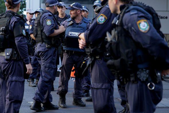Australia, que ha respaldado a Estados Unidos en sus acciones contra ISI...