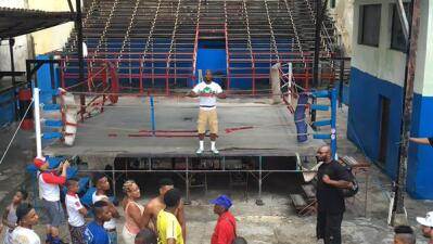 Floyd Mayweather visitó La Habana, Cuba