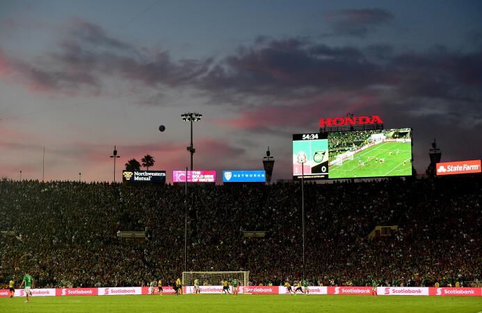 Conoce las sedes con más fanáticos de cada país de la Copa Oro 2017 Gett...