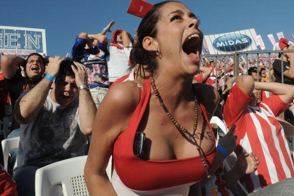 Se consumó la derrota de Paraguay y todos nos pusimos tristes. ¡Miren lo...