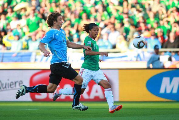 México cerró la fase de grupos ante Uruguay, los dos llegaban con cuatro...