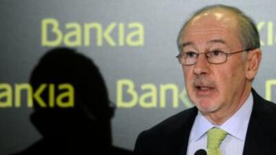 Rodrigo Rato presentó el pasado 7 de mayo su dimisión al frente de Bankia.