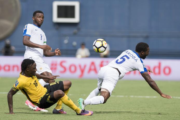 Jamaica inicia la Copa de Oro con triunfo sobre Curazao 20170709_1644.jpg