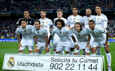 El Real Madrid donará un millón de euros a refugiados.