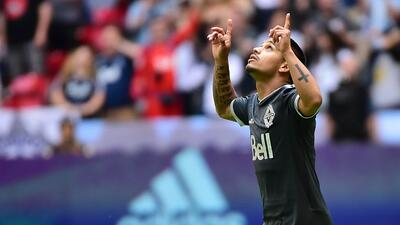 Vancouver necesita un hat-trick de Cristian Techera para rescatar empate ante Revolution
