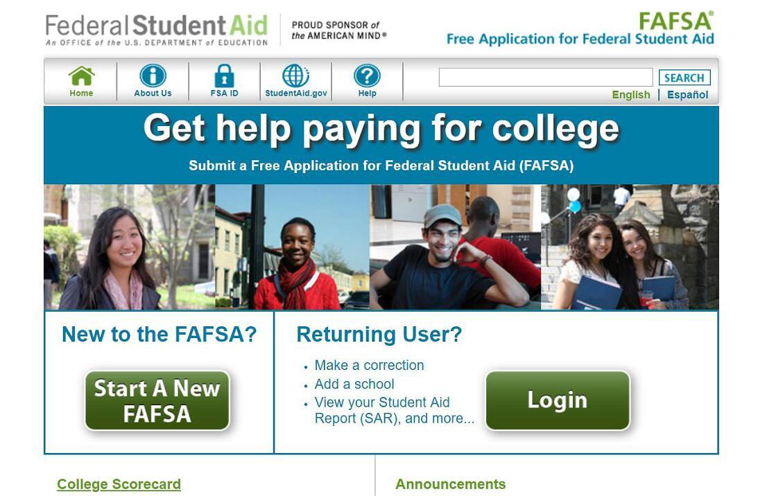 uni contigo estudiantes FAFSA