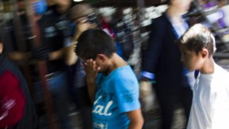 Una organización local recordó que diariamente 185 niños sufren abuso en...