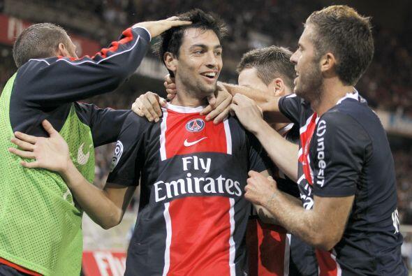 Y con dos goles, lideró el triunfo de los parisinos por 3-0 sobre Montpe...