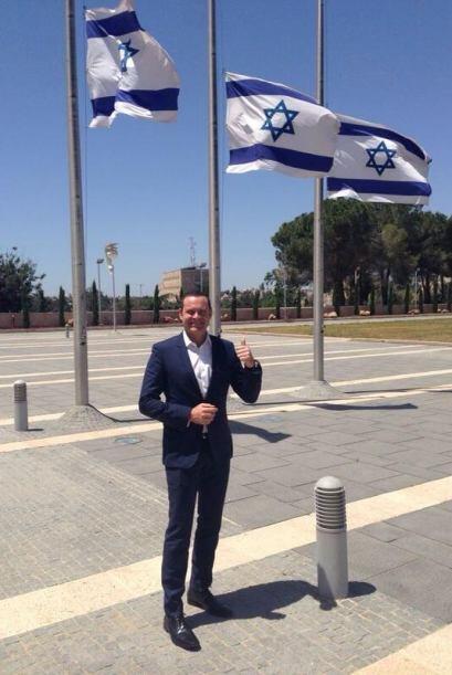 """""""Increíble experiencia!! Israel esta hermoso!!! Muchas sorpresas en @Des..."""