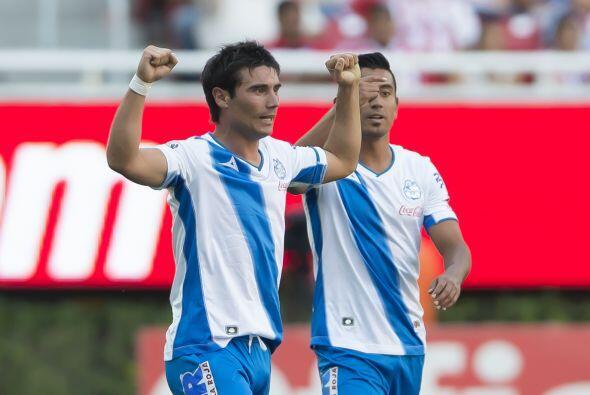 En el Apertura 2013 la Franja sorprendió de visitante a las Chivas con u...