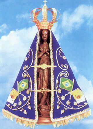 Nuestra Señora Aparecida o Nuestra Señora de la Concepción Aparecida es...