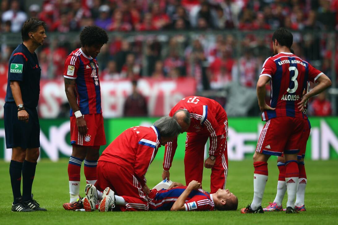 Guardiola vs. Müller-Wohlfahrt, la batalla interna que vivió el Bayern M...