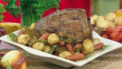 Carne Mechada es la receta del día del Chef Pepín