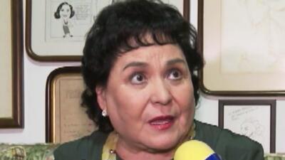 Los fans de Belinda amenazan a Carmen Salinas