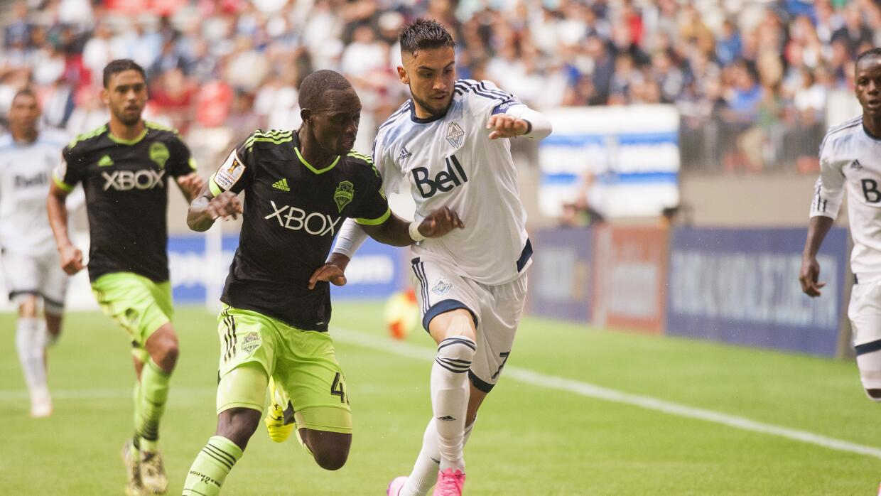 Vancouver Whitecaps  igualó con Seattle Sounders