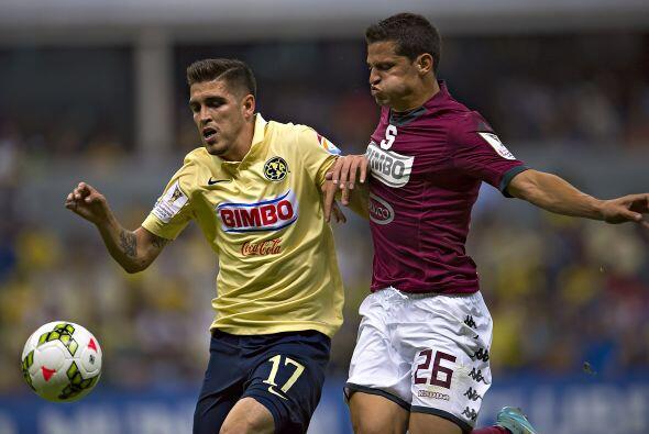 Ventura Alvarado, el defensor fue una de las sorpresas del torneo pasado...
