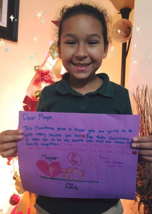Leah Cayasso nació en Miami hace 11 años, pero sus papás, de Nicaragua,...