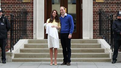 ¡Kate Middleton y el príncipe William tuvieron una niña!