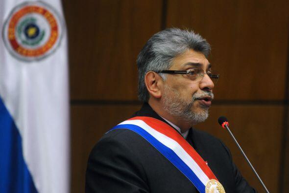 Lugo, quien asumió la Presidencia el 15 de agosto de 2008 y cuyo mandato...