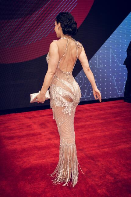 Maribel Guardia Latin Grammy 2017