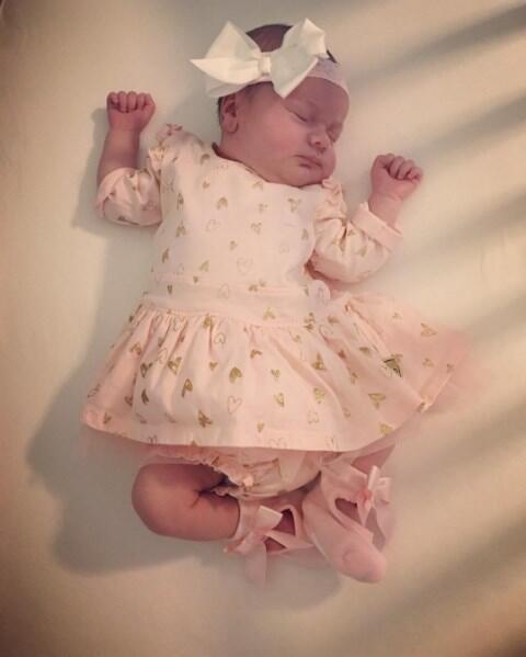 Alana pretto bebe de sasha