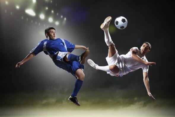 ¡Vean un partido de su deporte favorito! Olviden esas finales de fútbol...