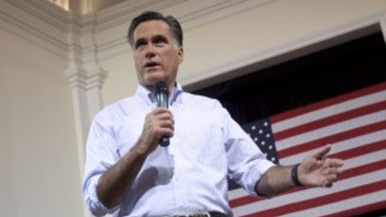 """Romneyafirmó que bajo la """"tiranía del régimen castrista"""", el pueblo cub..."""