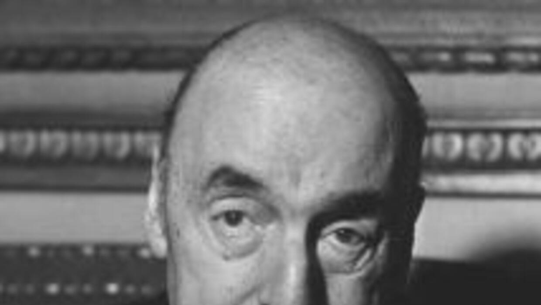 Imagen de Archivo de Pablo Neruda.