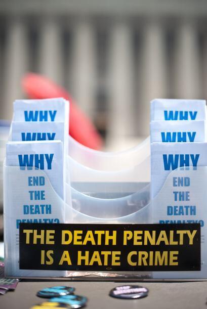 El estado que más recientemente abolió la pena de muerte fue Maryland.