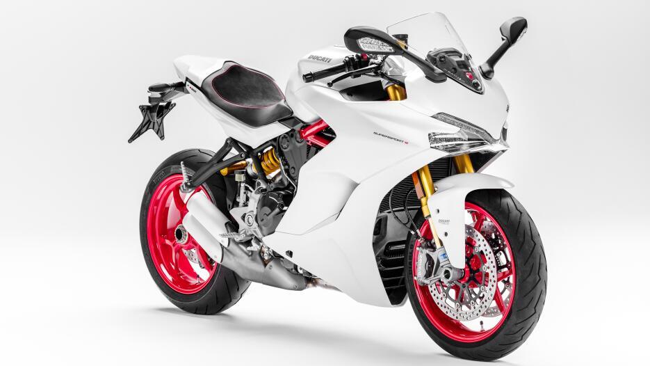 Ducati SuperSport: 113 caballos de fuerza en dos ruedas Ducati 3.jpg